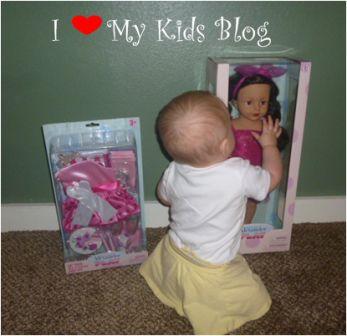 Madame Alexander 18 inch doll kids love