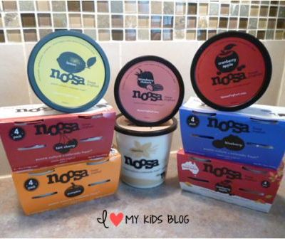 Noosa Yoghurt (Austrailian Style Yoghurt) hits the shelves!