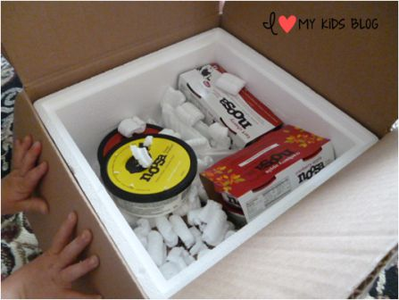 Noosa Yoghurt shipped