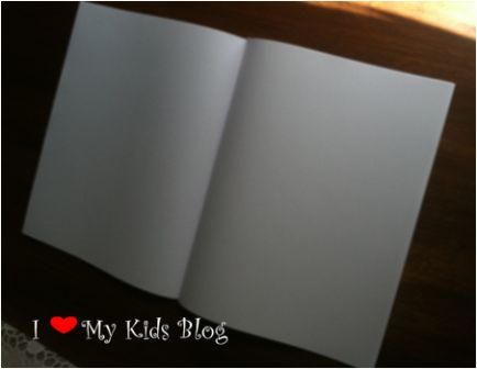 last minute kid birthday gift idea notebook