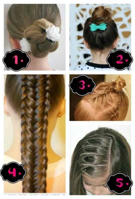 Cute Girl Hairstyles 2