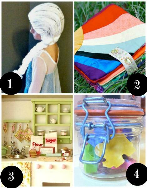 20 DIY Toddler Gifts 1