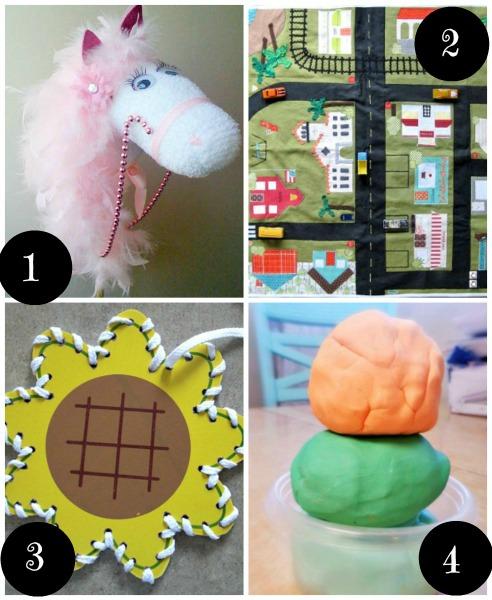 20 DIY Toddler Gifts 2