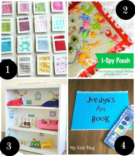 20 DIY Toddler Gifts 3