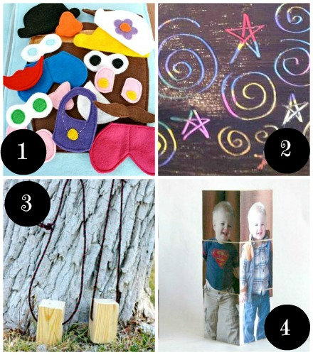 20 DIY Toddler Gifts 4