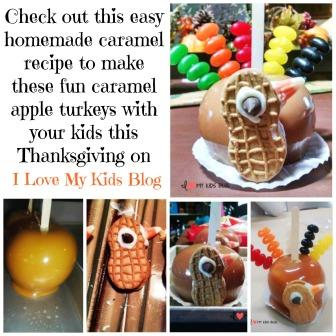 urkey caramel apple recipe