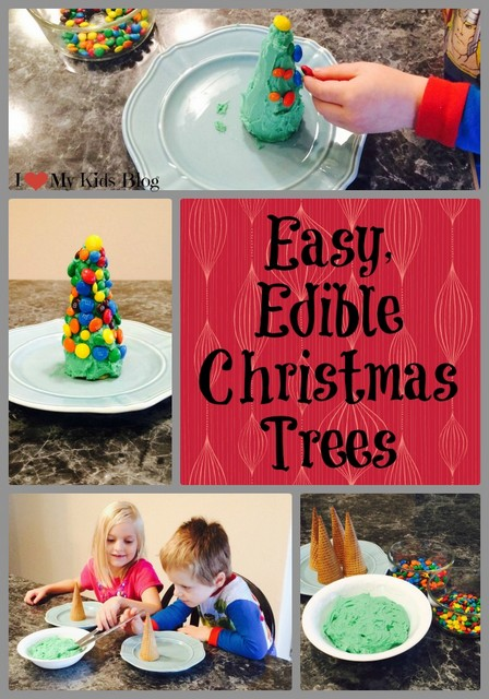 Edible Christmas Tree