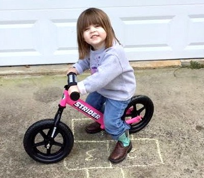 Strider Bike – for kids learning how to balance and have coordination on a bike