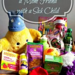 DIY Get Well Soon Care Package for a Mom with Sick Kids