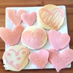 Love is in the Air with Krusteaz – A Valentine's Breakfast Idea