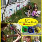 How to Create a DIY Outdoor Nature Display for Under $10