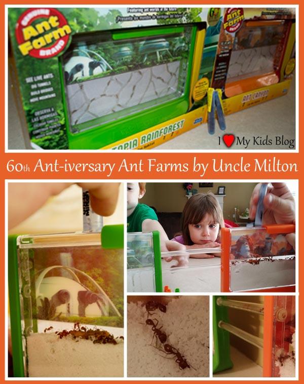Uncle Milton Ant Farms