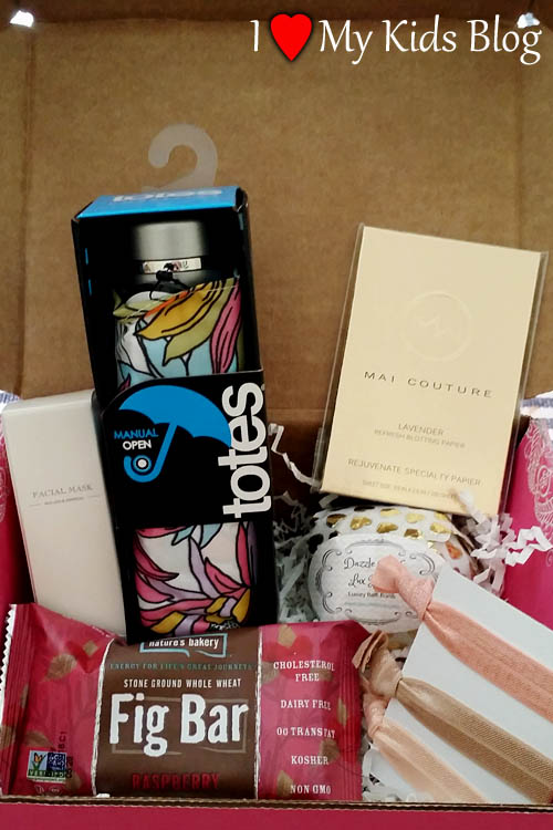 Pampered Mommy Box April Collection