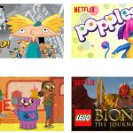 New on Netflix this July for Kids, Tweens, Teens and Families #StreamTeam