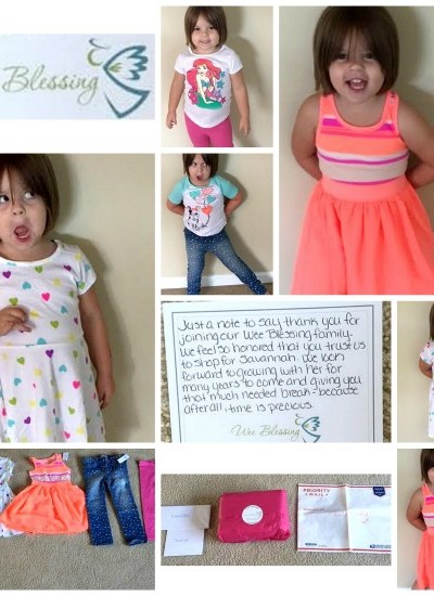 A Wee Blessing that will come every month – Children's Clothing Subscription Box