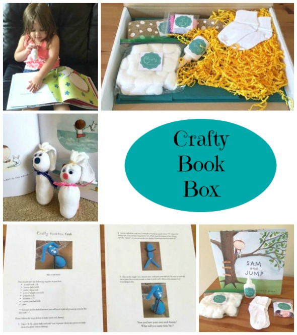 Crafty BookBox Main