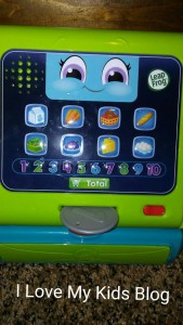 Leapfrog interactive cash register