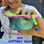 DIY Pottery for Kids at Home – A Fresh New Way to Create with Clay w/ #PotteryCool