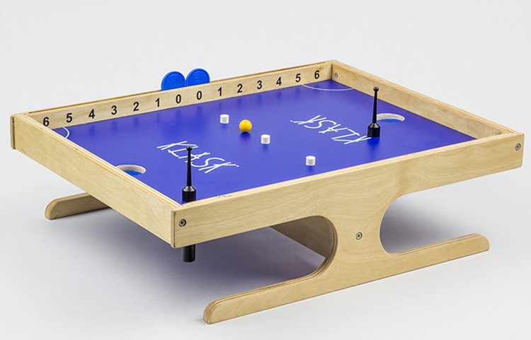 Klask Is The Ideal Game To Add To Any Household And/or Gamers Collection.  It Is High Paced, Fun, And Addictive. If I Were To Describe It I Would Say  It Is A ...