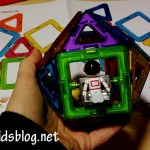 Erect Space Crafts, Pyramids, & So Much More with Magformers