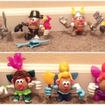 Miniature Just Means a Huge Amount of Fun with these Potato Heads
