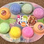 PlayFoam Provides Less Mess with More Fun