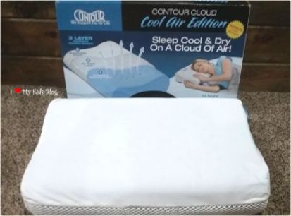 Contour Living Pillow Review cloud cool air cover