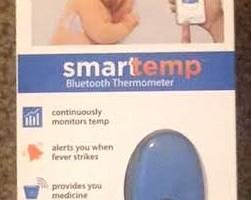 Smarttemp Bluetooth Thermometer is the Thermometer of the Future