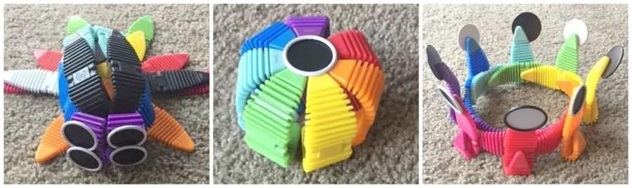 Magnaflex Rainbow Creations