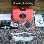 Polaroid Snap Touch Camera Review & Giveaway