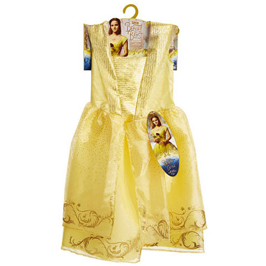 Beauty and the Beast Belle Ball Gown