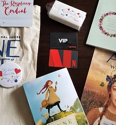 Anne with an E on Netflix + Enter to Win a Netflix prize pack