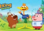 Watch P. King Duckling on Disney Junior + Giveaway