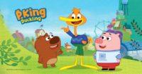 Watch P. King Duckling on Disney Junior + Giveaway