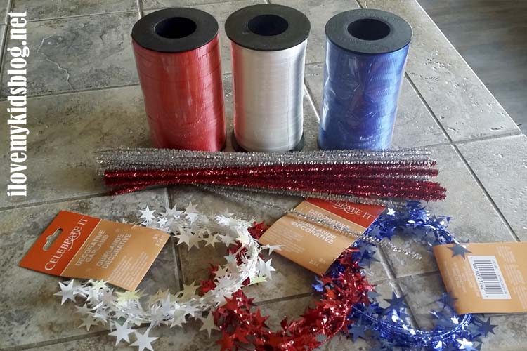 Ribbon Tiara and Parade Wand Supplies