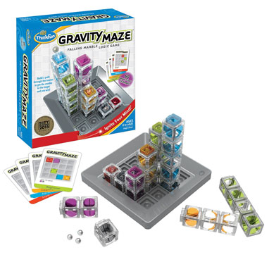 Ignite the Mind & Engage in Hands-on Learning with these 4 Games by ThinkFun