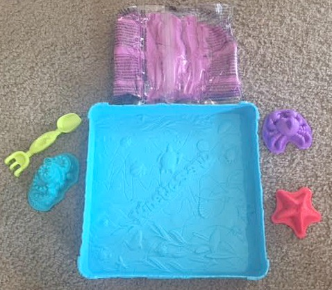 Kinetic Sand Included