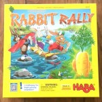 Race Your Rabbits to the Finish with Rabbit Rally from HABA