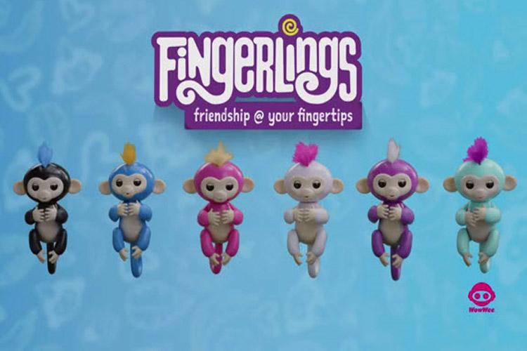2017 Holiday Gift Guide for Children 5 to 7 - fingerlings
