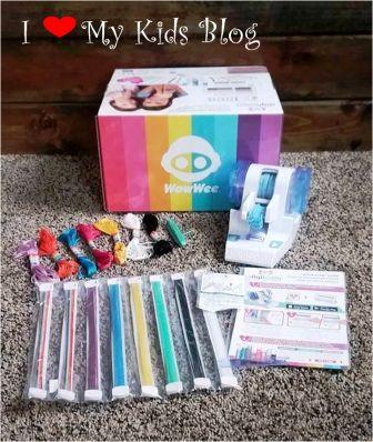 Weaving toy starter kit Digiloom