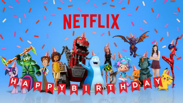 Netflix is here to cure parents' headaches with 'Birthdays on Demand'