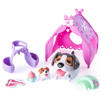 2017 Holiday Gift Guide for Children 5 to 7 - chubby puppies