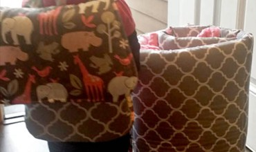 No Need to Dread Traveling With a Toddler Anymore! Janiebee Quilted Nap Mat Bundles Bring the Comfort of Home Everywhere You Go.
