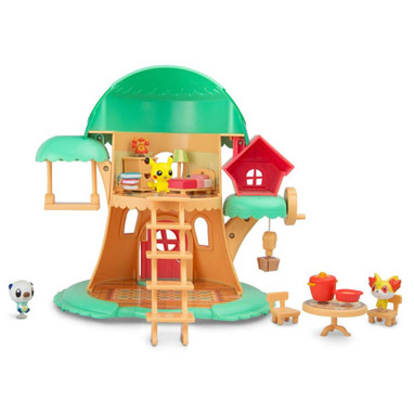 2017 Holiday Gift Guide for Children 5 to 7 - pokemon petite playset