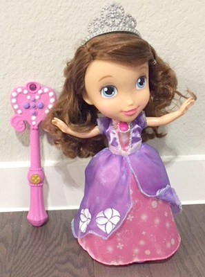 The perfect Sofia the First Present this Christmas for your Princess Loving Daughter