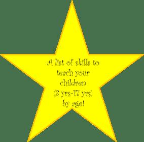 teach your children 3
