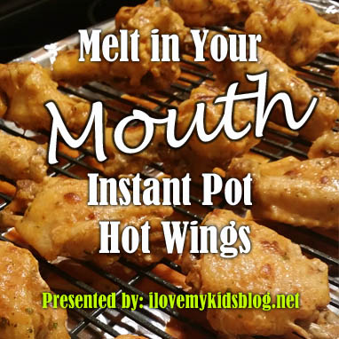 Melt in Your Mouth Instant Pot Hot Wings {Easy Step-by-Step Instructions Included}