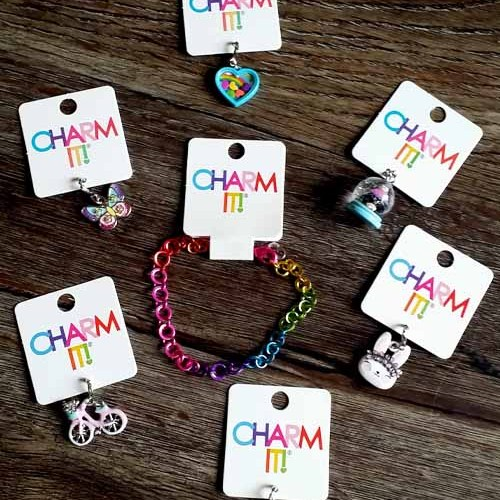 Calling All Teens & Tweens!  Creatively Express Yourself with CHARM IT!