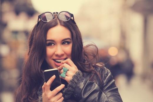 flirtatious texting sexting
