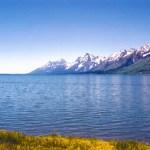 Grand Teton NP Jackson Lake